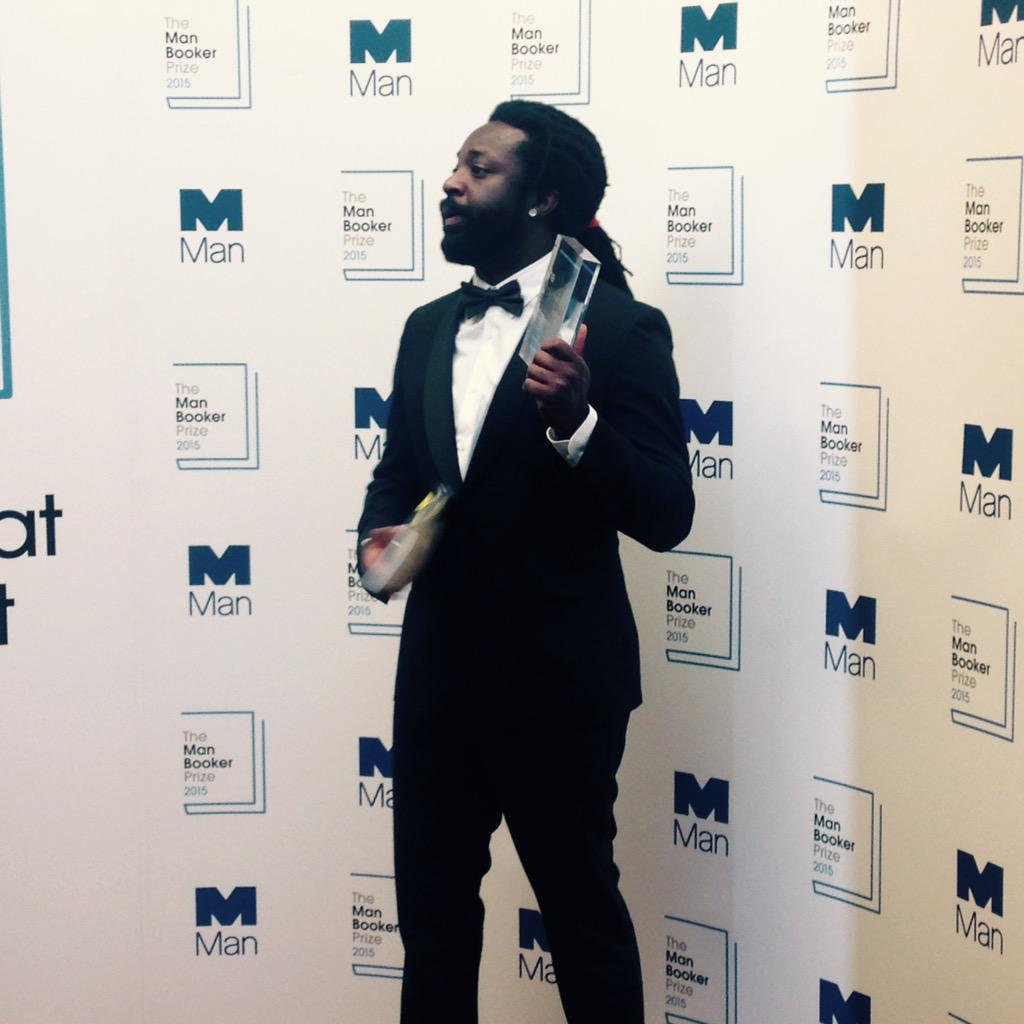 Marlon James is the first author from Jamaica to win the Man Booker Prize.  - peoplewhowrite