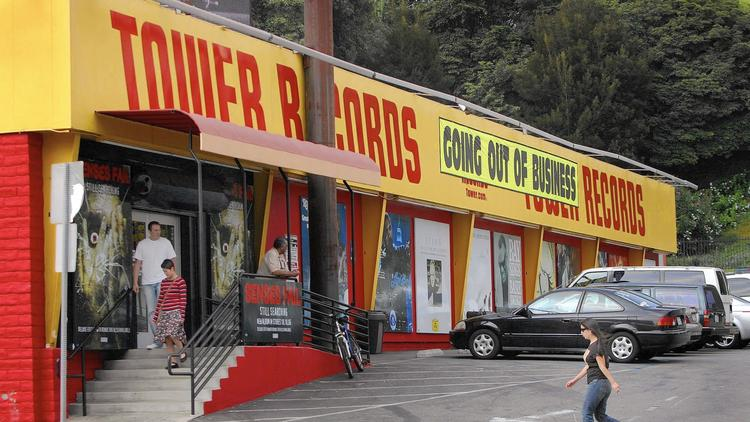 Tower Records store on LA's Sunset Strip returns to life, one night only - http://t.co/ZMEDK8lFt5 http://t.co/2hzhiq9x9L