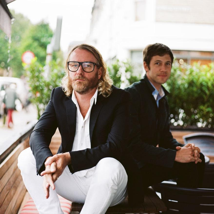 Escape with @The_National's Matt and @ramonafalls' Brent as @EL__VY Return To The Moon: http://t.co/W6iUStdQ0D http://t.co/5A2SExrB2z