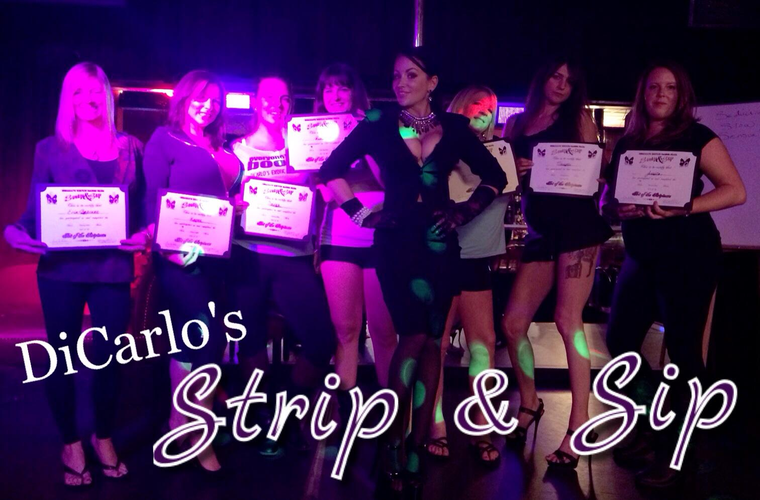 Di carlos albany strip club