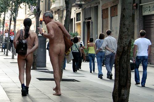 laws against nudist