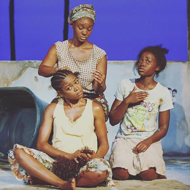 Happy Opening to the Cast of #Eclipsed starring @Lupita_Nyongo | @PublicTheaterNY http://t.co/wtItH9wFT0