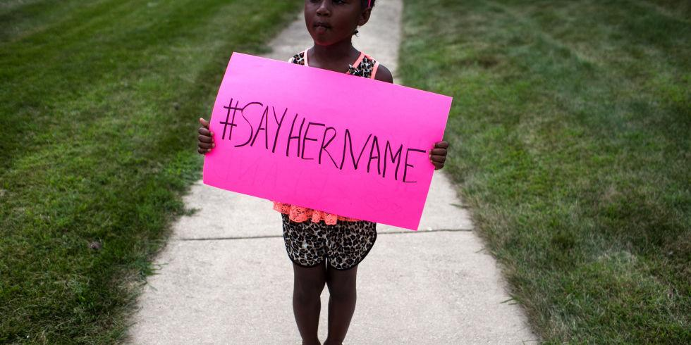 While the candidates discuss #BlackLivesMatter, read up on 5 women who demand we #SayHerName: http://t.co/kFzqGu4FZ7 http://t.co/iuqwsBFQPF