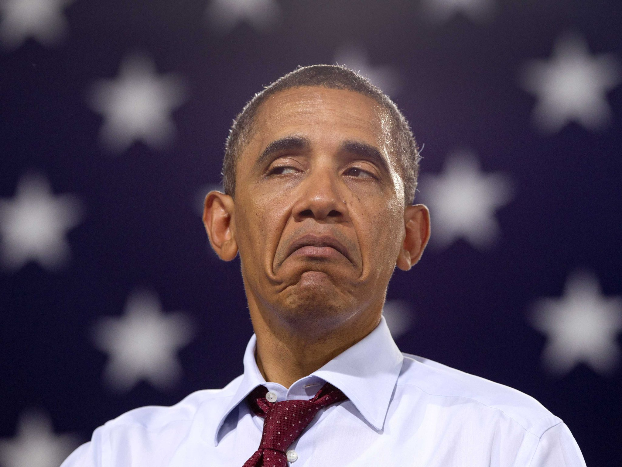 We called that the candidates would want to distance themselves from Obama: http://t.co/pC9e6NQu90 http://t.co/Ri9Jynm9dB
