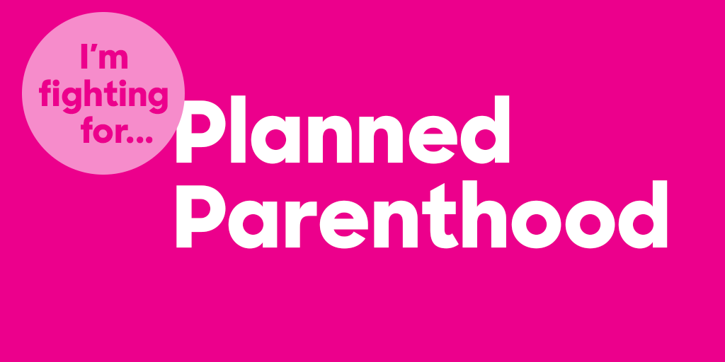 RT @HillaryClinton: Attacks on Planned Parenthood are attacks on women's health and rights. We can't let them take us backwards. http://t.c…