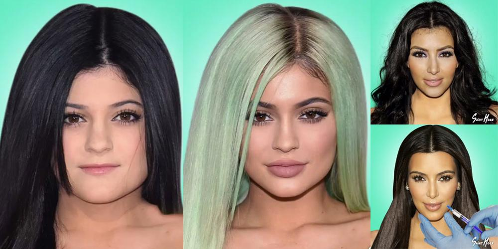 These Time-Lapse Videos Mark the Kardashians' Changing Face Shapes http://t.co/aSO0W9LSUp http://t.co/vreYtHaG9U