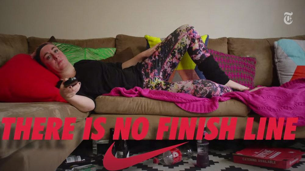 Smoking and drinking in your yoga tights? A new video plays athleisure for laughs.  http://t.co/3GsKi1gOAl http://t.co/krkOoGvbwa