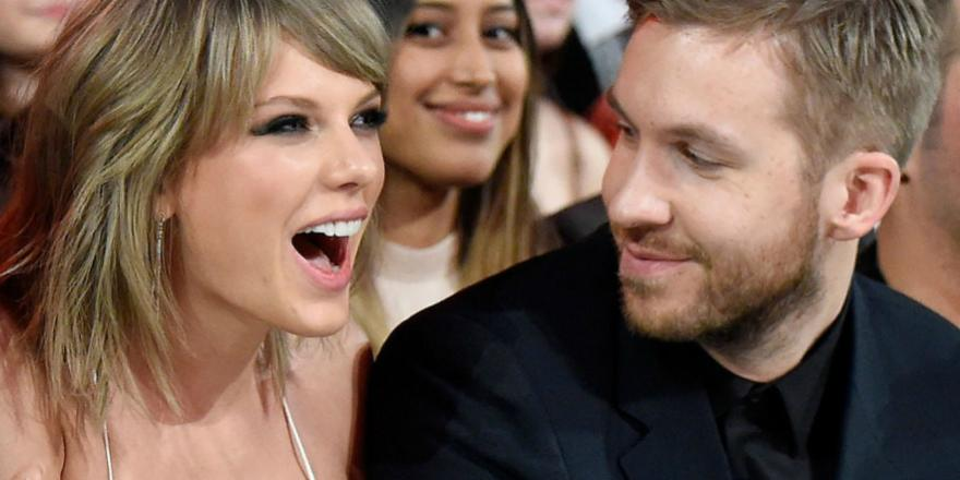 ICYMI: @TaylorSwift13 and @CalvinHarris's relationship is FINE: http://t.co/9vAsy7s6aJ http://t.co/dpIUvrxezS