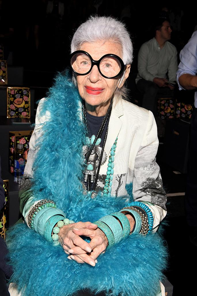 94-year-old style icon Iris Apfel reveals the dress she'd wear if she got married again: http://t.co/QU0AVo6zpu http://t.co/5l82TDhgOl