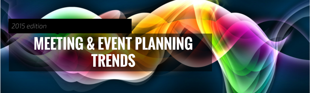 Don't miss the key 2015 Meeting and Event Trends for #eventprofs! http://t.co/US2P2wiA4J #events http://t.co/QQ4QggDqhM