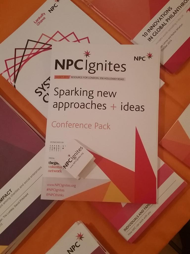 Thumbnail for NPC Ignites 2015—Sparking new approaches + ideas
