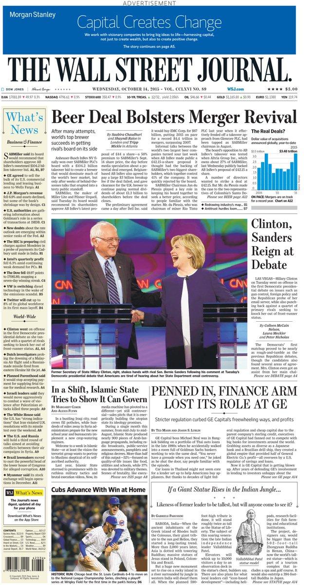The Wall Street Journal on Twitter: