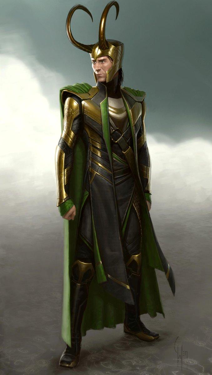 Asgardian Concept Art