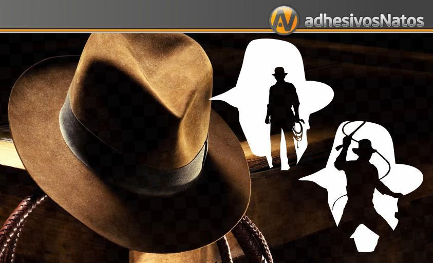 Adhesivosnatos On Twitter Nuevos Adhesivos De Indiana Jones