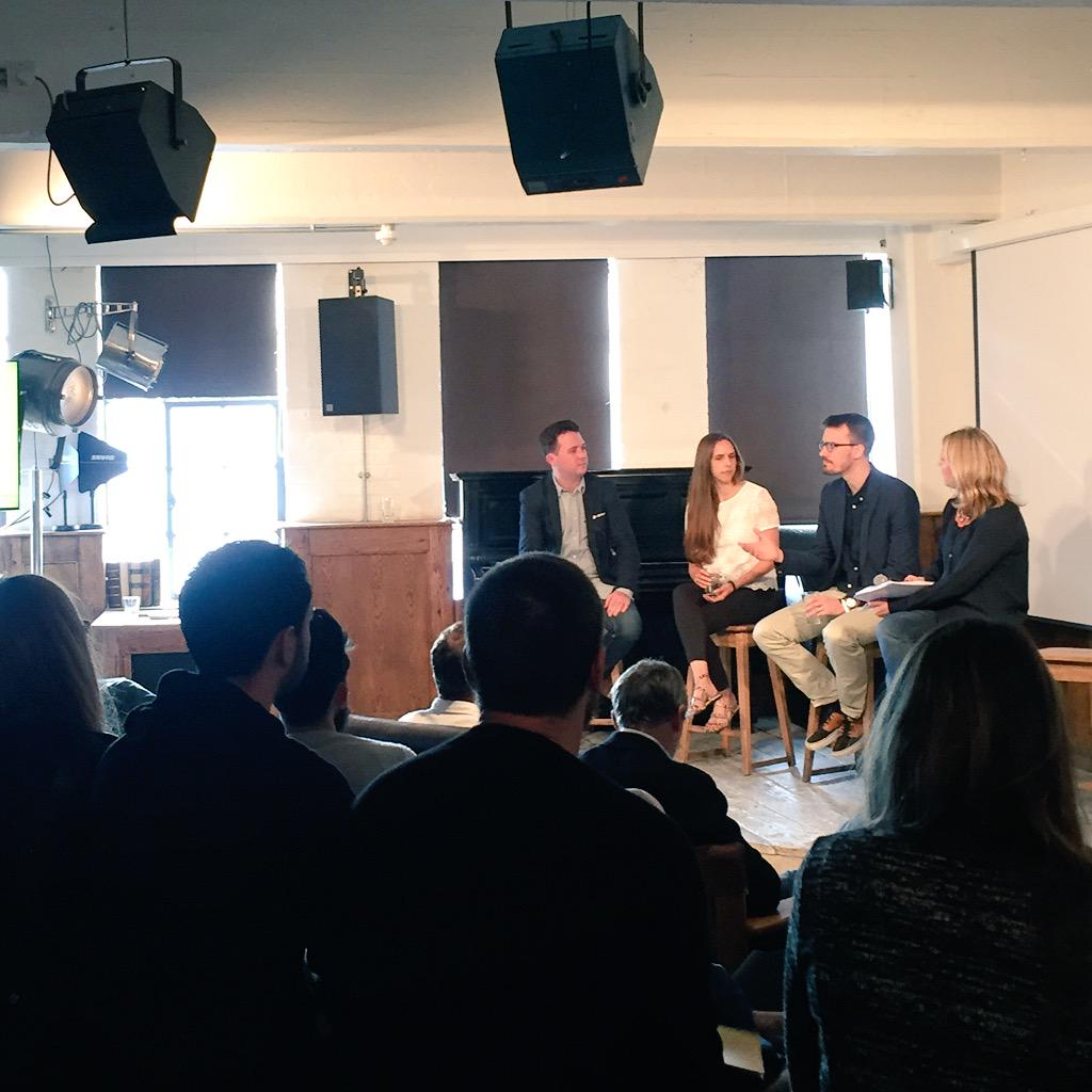 """@GabbiCahane: How tech transformed travel #intersection2015 @SohoHouse @troyism @onefinestay @cntraveller http://t.co/laITcWwGno"""