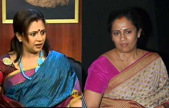 Lakshmy Ramakrishnan's next step against Vijay TV