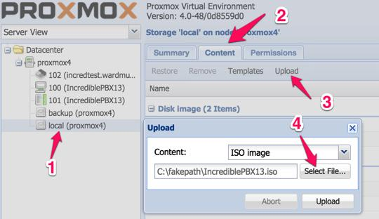 PIONEERS - Proxmox with Linux Containers | PIAF - Your own Linux