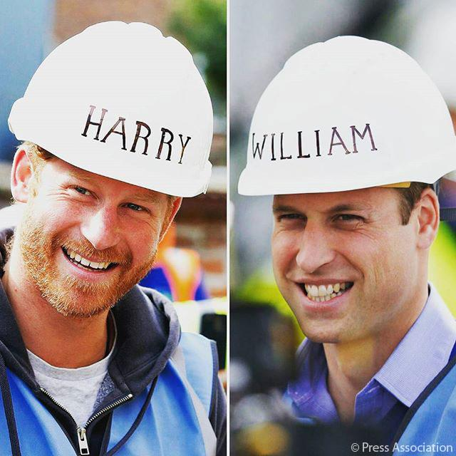 "Kensington Palace On Twitter: ""The Duke And Prince Harry"