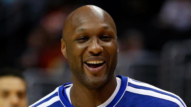 Real men don't kick another man when he's down. We show compassion.God, I pray for #LamarOdom & family. #GetWellLamar http://t.co/CpOlqwZJu8