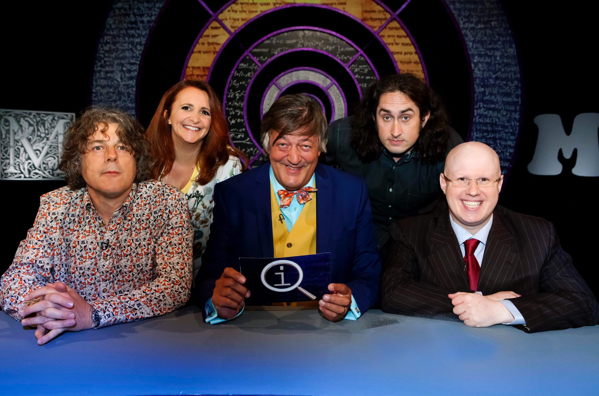 None of which lets you all off the hook, I'm afraid. Friday, 10 pm BBC 2 (QIXL Sat) the new M series begins. #QI http://t.co/l0pmsKhXP5