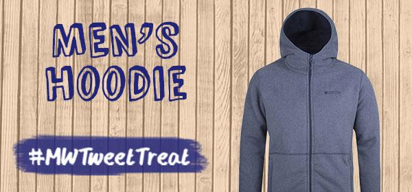 Keep warm & carry on! RT & Follow to #WIN our Men's Hoodie! #MWTweetTreat http://t.co/0dqdrfNK2i http://t.co/NpSqXgcEg6