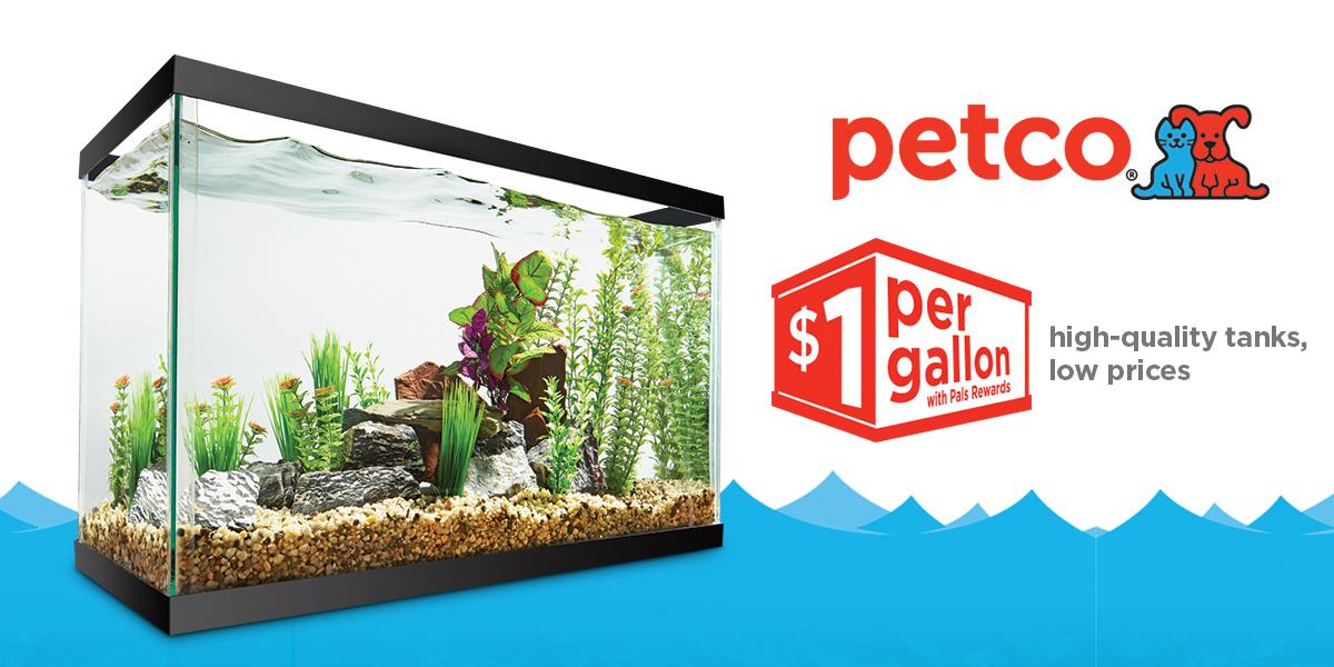 Petco On Twitter Signduptosay We Re Sorry To Hear That You Aren T Finding The Aquarium Size You Re Looking For You Can Check Out Https T Co Aj2qgvchdt