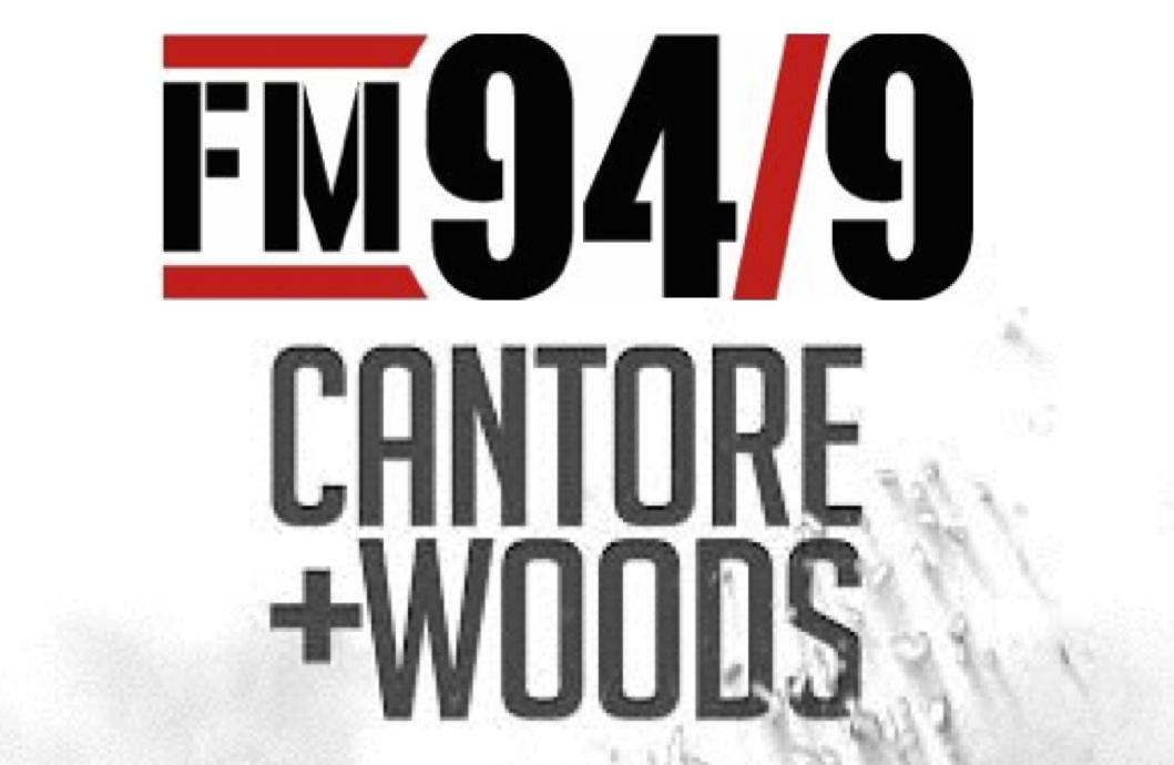 Monday, Oct. 19th. @cantorewoods on @FM949sd http://t.co/Xuk4gItQ0Q