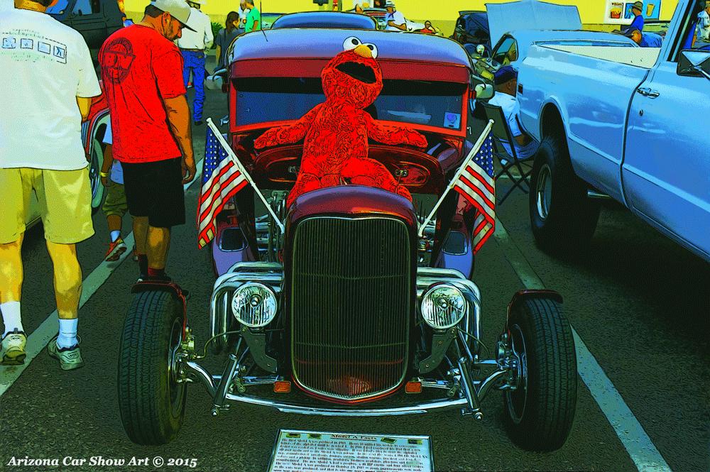 Arizona Car Show Art Azcarshowart Twitter - Pavilions car show