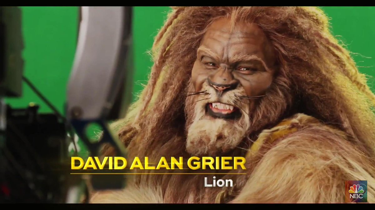 Satan S Moustache On Twitter Hoof Pony Ah Man The Lion Makeup In The Last The Wiz Was Great And This One S Also Fantastic Hooray For Lions