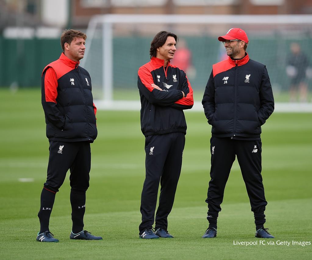 Jürgen Klopp - New Liverpool Manager - Page 9 CRSiksUWEAACdjg