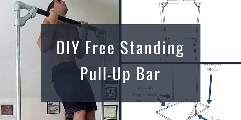 Simplified Building On Twitter Diy Free Standing Pull Up Bar Http
