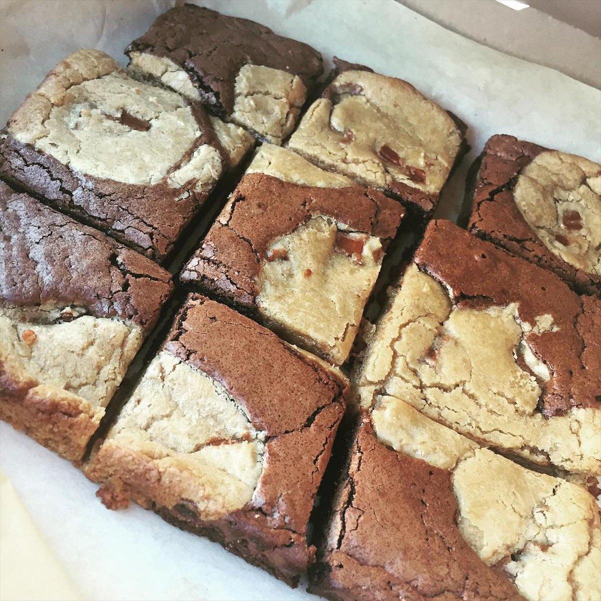 Domino S Marbled Cookie Brownie Ingredients