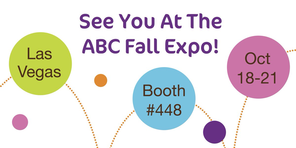 We're heading out for @ABCKidsEXPO!  Come see us at booth 448! #ABCKids15 http://t.co/uaMBPWRVhT