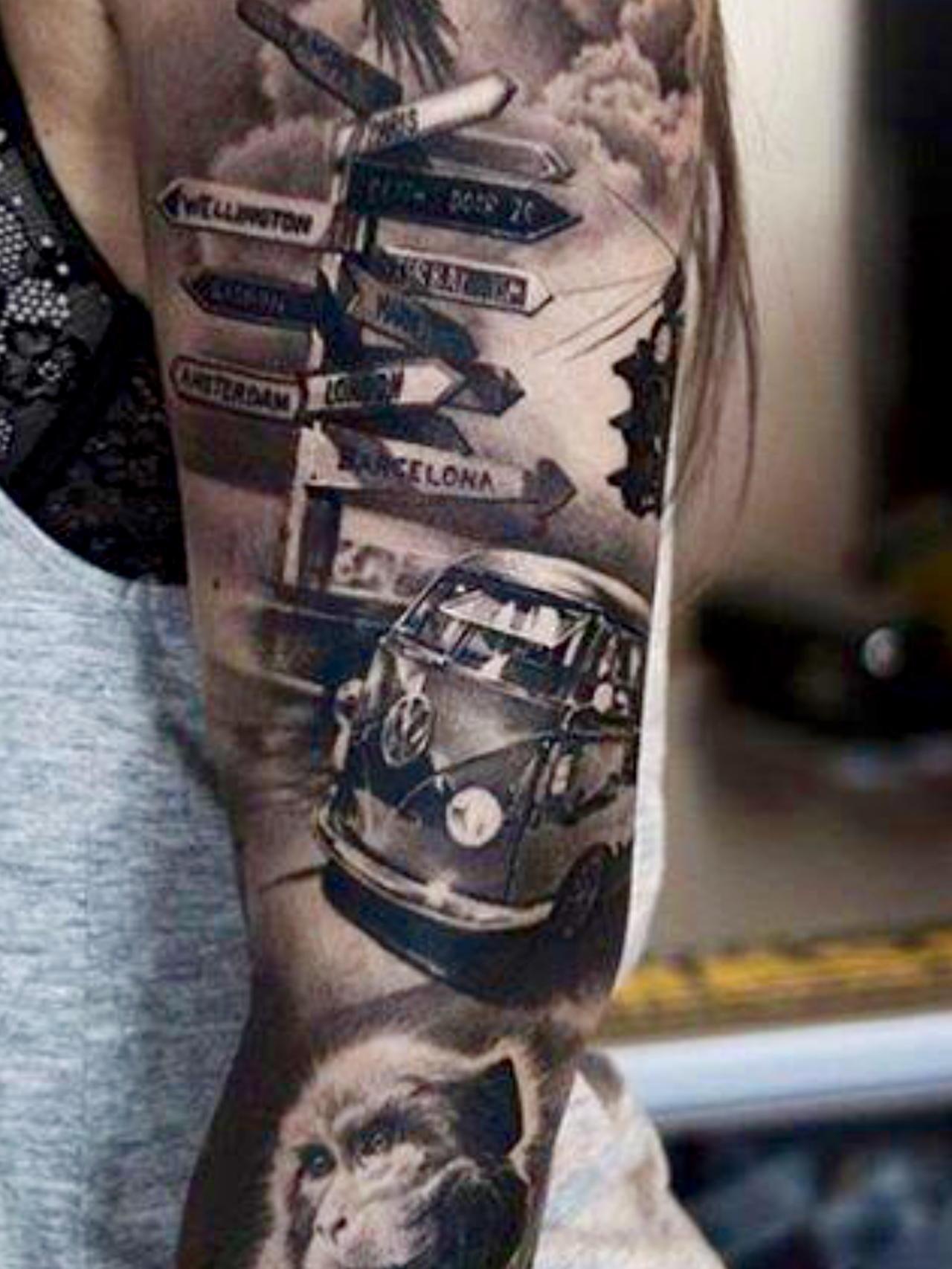 "Vw Of America >> VW CLASSICS on Twitter: ""#love this #tattoo #vw #"