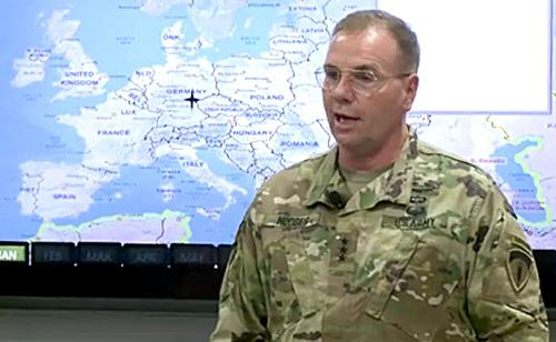 Not enough resources to deal with Russian threat, says @USArmyEurope Gen. Hodges http://t.co/tbnjYGjlir #AUSA2015 http://t.co/Z80hu7YPns