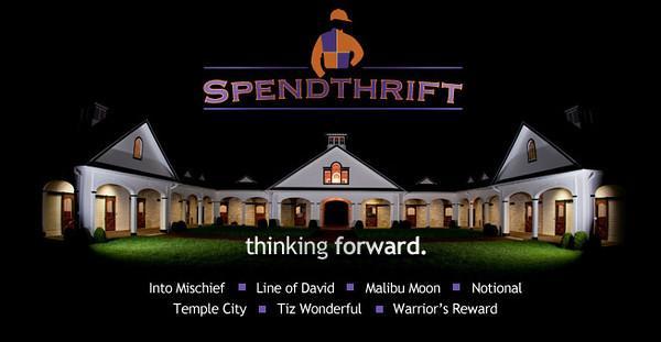 Spendthrift Farm 2016 aşım ücretleri
