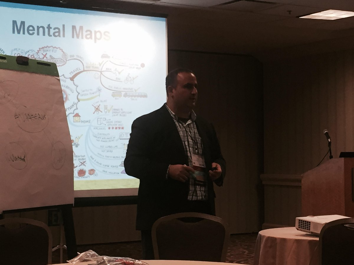 At #NAAEE2015, amazing #enved + leaders! Great talk today on mental mapping techniques by @pepmarcosiga http://t.co/qe9zqDfWSq