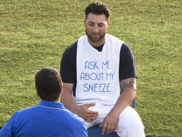 @KPILLAR4 My human's a big fan! Not only r u #superhuman in the field but your humour is awesome! #whattimeisthegame pic.twitter.com/LSOdmViqpn