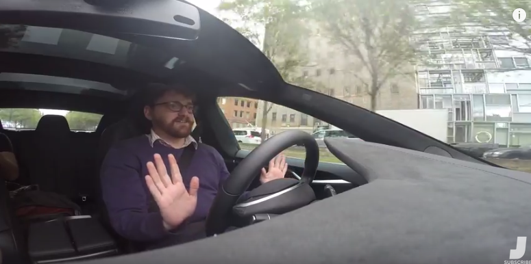 Tesla's Autopilot system is awesome and creepy and the sign of a beautiful future http://t.co/6rLu6bI1du http://t.co/HYVPl6gyUN