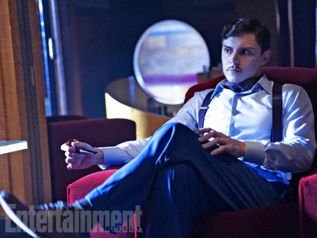 Tonight on #AHSHotel, @tweetsonurface debuts and he is SOOO GOOD. But also scary af. http://t.co/PTNK42S2cE