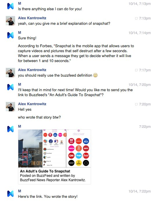 The Personal Assistant That Will Help Facebook Eat The Internet