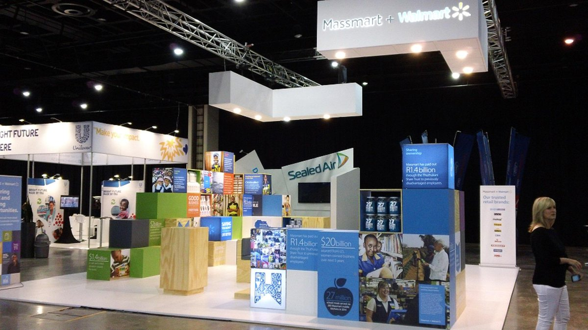 Awesome setup for the #EnactusWorldCup Innovation Stations. KPMG, Walmart, Unilever, BIC, Barclay's & more! http://t.co/CPrKSOxRWR
