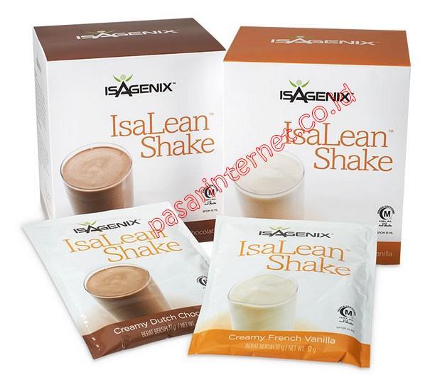 Kandungan Isagenix Isalean Shake | Member-Stokis ...