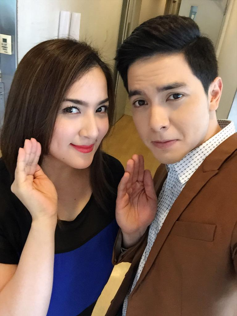 I love this pic with Bae @aldenrichards02