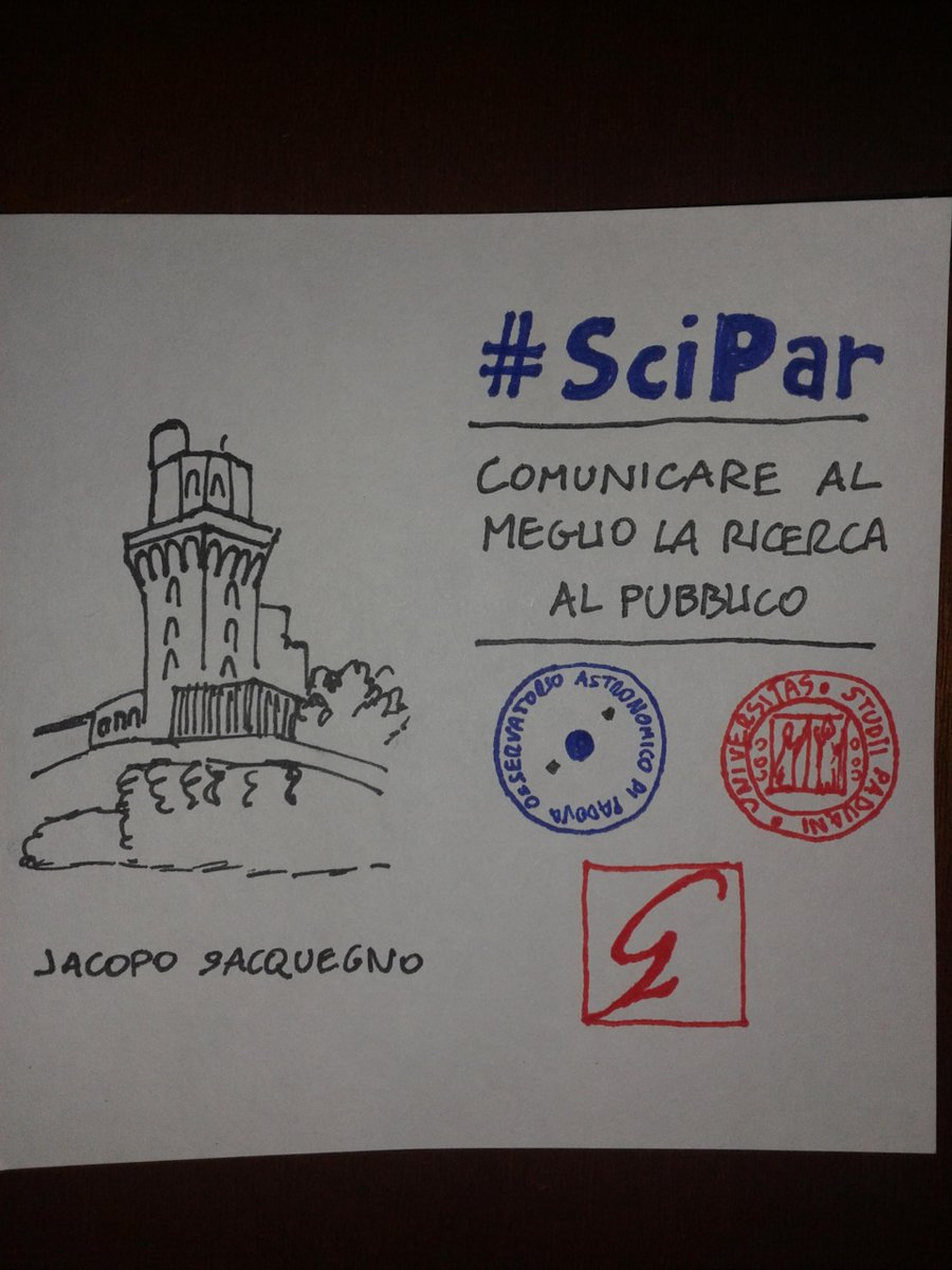 Si comincia #Scipar http://t.co/bngl7ymsqS