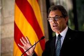 Catalan president: I am being treated like a crook for acting like a democrat. http://t.co/Osk1yrqA3d http://t.co/9v4P8mOYT2