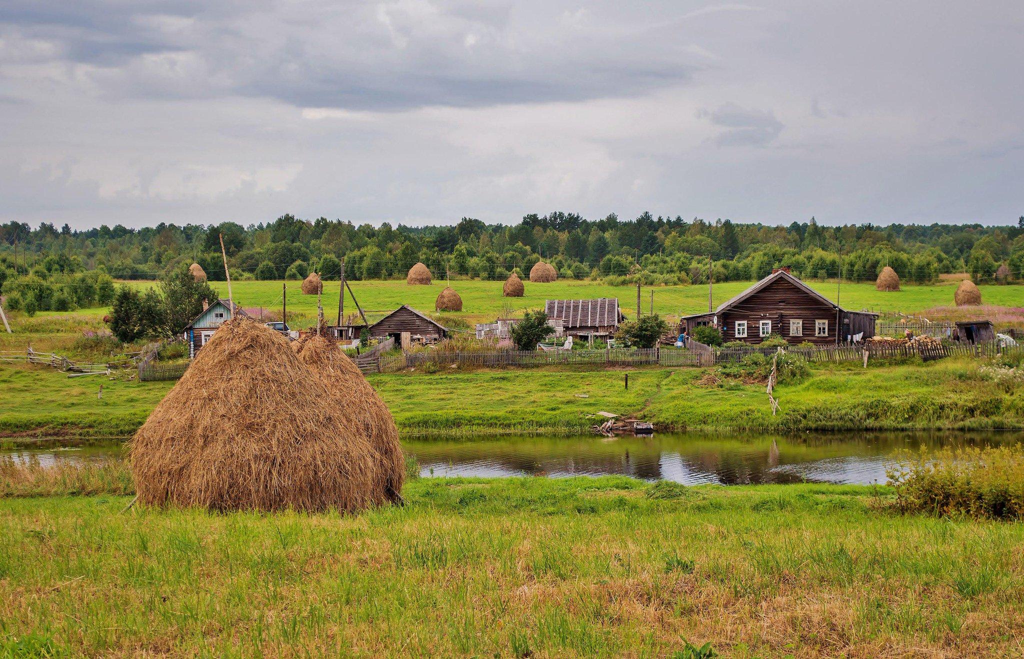 Картинки туруки деревни