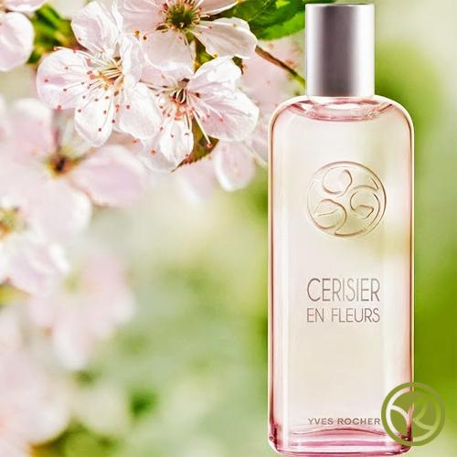 Yves Rocher Id On Twitter Put On Our Cherry Blossom Perfume For