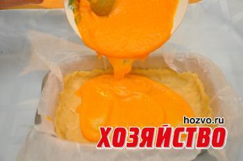 Рецепт тыквенной каши с рисом