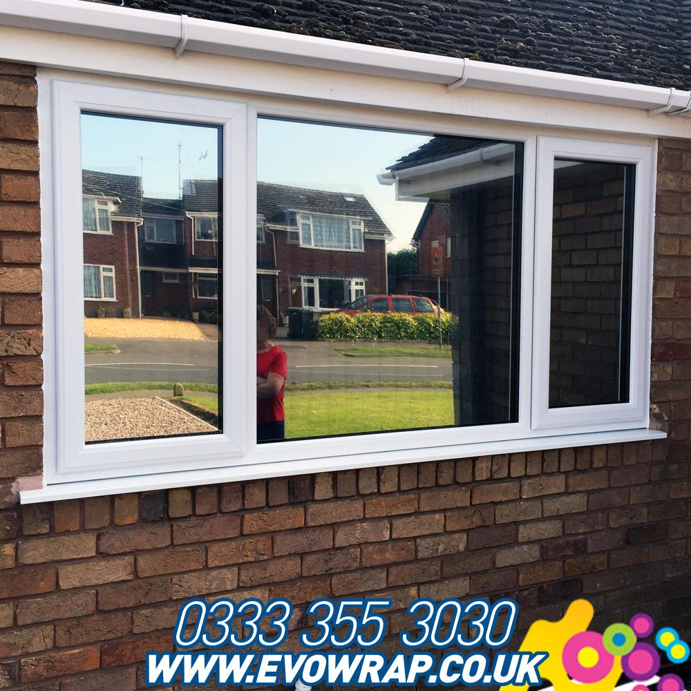 Evowrap On Twitter One Way Windowfilm Installed Onto House Windows To Stop People Looking In Whilst Allowing Vision Outside Http T Co Vzbvdvh0pn
